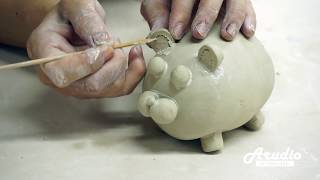 Arudio Ceramic #04 - Animal making