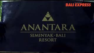 Penerapan Protokol Kesehatan di Anantara Seminyak-Bali Resort