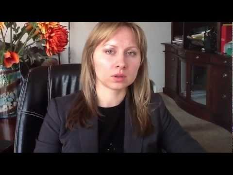 Russian Speaking Immigration attorney Alena Shautsova speaks on marriage to a US citizen