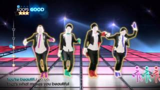 N1ntendo.nl - Just Dance 4 - Wii - One Direction - What Makes You Beautiful