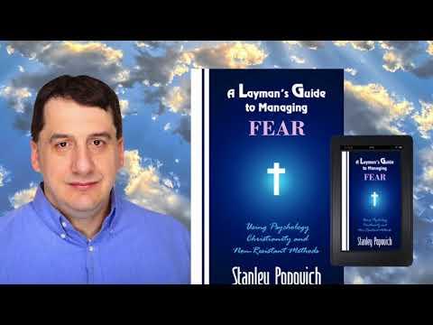 Stanley Popovich's Managing Fear Video