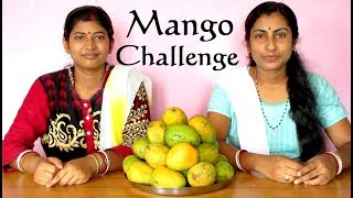 6 KG Mango Eating Challenge || Food Challenge India || Eating Show