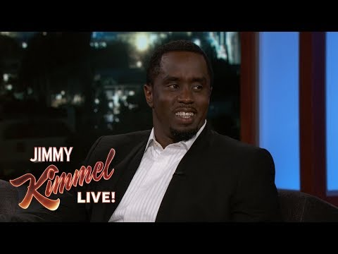 Sean 'Diddy' Combs Lived with an Amish Family
