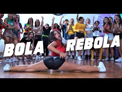 BOLA REBOLA - Tropkillaz, J Balvin, Anitta ft. MC Zaac | Choreography by Emir Abdul Gani