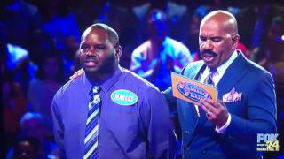 family fued penis pull