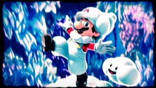 🎄***FOR SALE*** // Wiz Khalifa ✘ Logic Type Beat // Super Mario Galaxy 2 - Sweet Mystery Galaxy 🎄 ⁴ᴷ