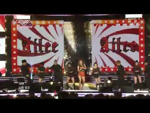 [HIT] 뮤직뱅크-에일리(Ailee) - 손대지마(Don't Touch Me).20141003