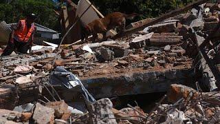 ارتفاع عدد قتلى زلزال أندونيسيا إلى 430 شخصا     -