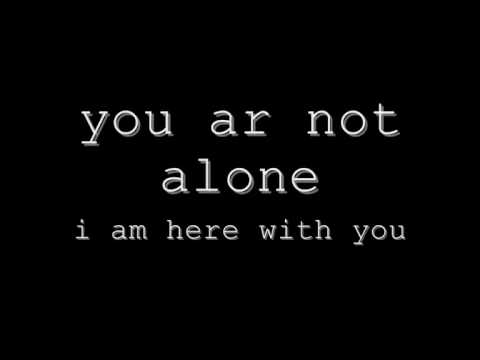 Baixar michael jackson you are not alone (lyrics)