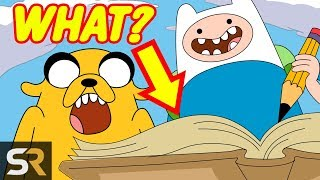 25 Adventure Time Secrets Only True Fans Noticed