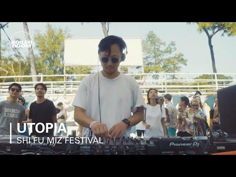 Utopia | Boiler Room Hong Kong: Shi Fu Miz Festival