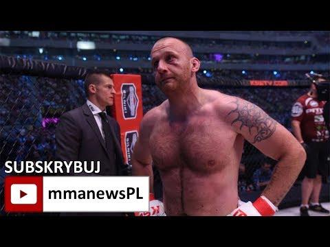 """Michał Kita po przegranej na KSW 39: """"Dałem dupy"""" (+video)"""