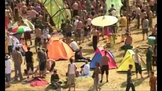 Infected Mushroom - Meduzz  ( FullMoon Festival Germany 2006 )