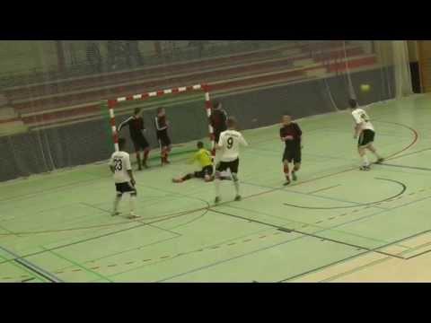 Rahlstedter SC - JFV Stade (U19 A-Jugend, Finale, NFV Futsal-Meisterschaft 2015) - Spielszenen | ELBKICK.TV präsentiert vom NØRHALNE CUP