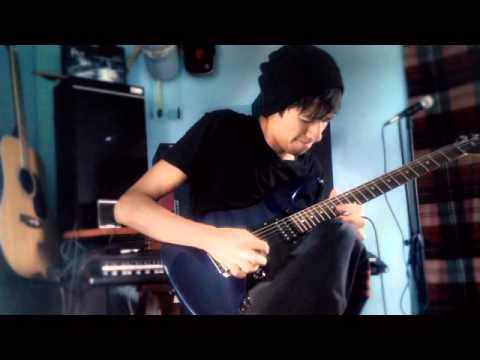 Hoy Te Rindo Mi ser - Este es mi Deseo - Danilo Montero - Guitarra Electrica - Improvisado - Cover