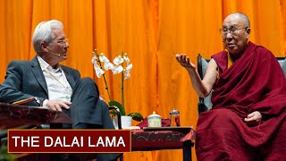His Holiness the Dalai Lama in Conversation with Richard Gere