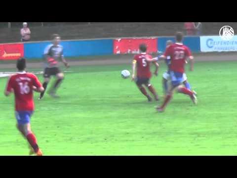 VfL Pinneberg - SV Halstenbek-Rellingen (Oberliga Hamburg) - Spielbericht | ELBKICK.TV