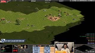 """Age of Empires """"Hà Nam vs GameTV""""  13h30 25/04/2019"""