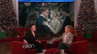 How Carey Mulligan Works a Red Carpet on Ellen show