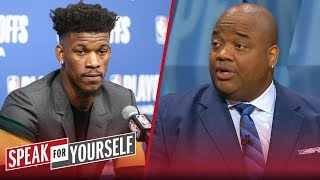 Jason Whitlock on Butler's next move, Jackson's comments on Wiggins | NBA | SPEAK FOR YOURSELF