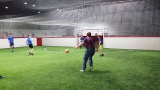 Epic Indoor Football Match - The Rematch(5)