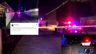 Social Media post claim Catch a Body Gang is shooting random people in Fresno (California)