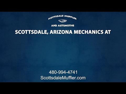 Scottsdale Arizona Mechanics at Scottsdale Muffler and Automotive
