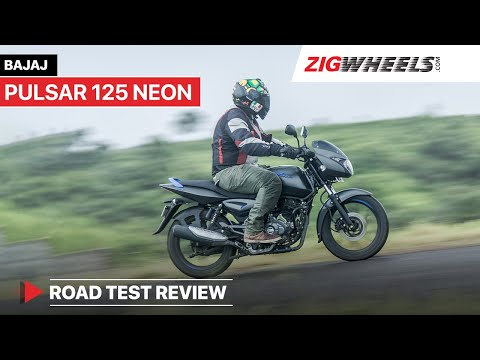 Bajaj Pulsar 125 Neon Road Test,| Price, Mileage, Performance, Features