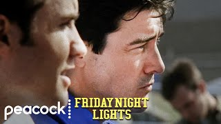 Eric Taylor Becomes Head Coach (Opening Scene) | Friday Night Lights