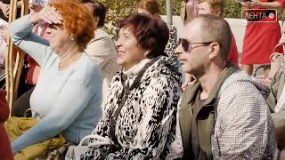 День добра и заботы.  В Артёме отметили Международный День пожилого человека.