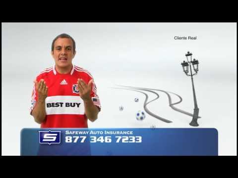 Safeway Auto Insurance Commercial Spanish 30