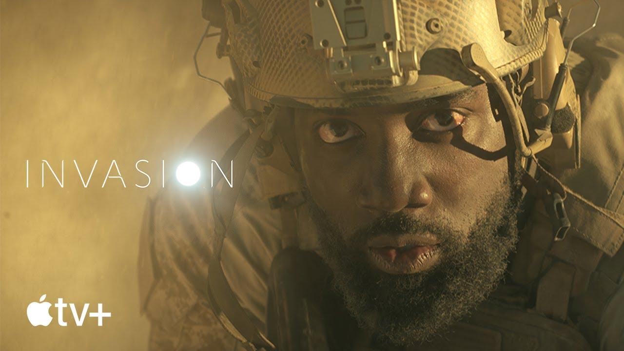 Trailer de Invasion