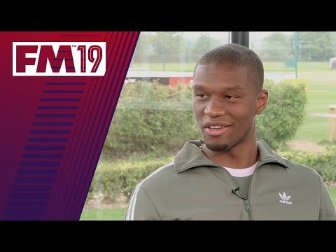 """I always scout myself in FM19!"" 