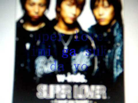 [[Nae cover]] SUPER LOVER ~I need you tonight~ by w-inds.