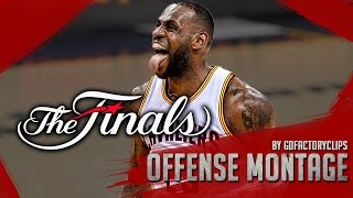 LeBron James EPIC 2016 Finals MVP Highlights - BEST PLAYER ON THE PLANET!