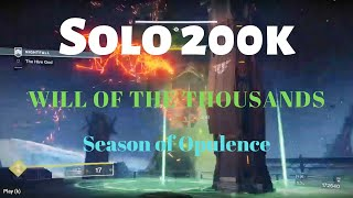 solo nightfall guide solo 200k Videos - Playxem com