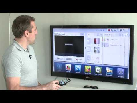 Preview: LG Cinema 3D & Smart TV (Which?)