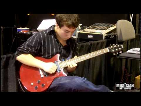 WINTER NAMM 2010 - PRO CO - THE RAT RULES! (Great Guitarist!)