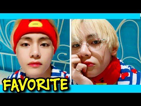 My favorite TAEHYUNG (김태형 BTS) moments
