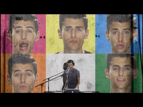 Baixar Bruno Mars Locked Out of Heaven - Mike Tompkins  Voice and Mouth Remix