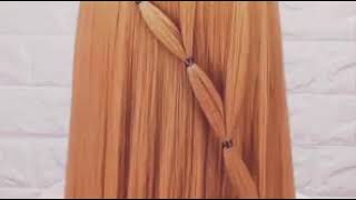 How to make different style hair by girl - Gyani Baba