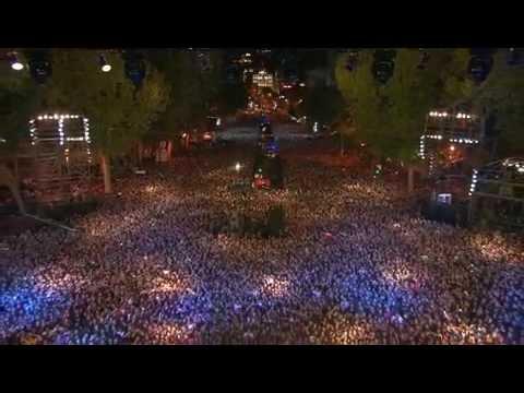 Linkin Park-2010 馬德里EMA現場  簡中英字幕