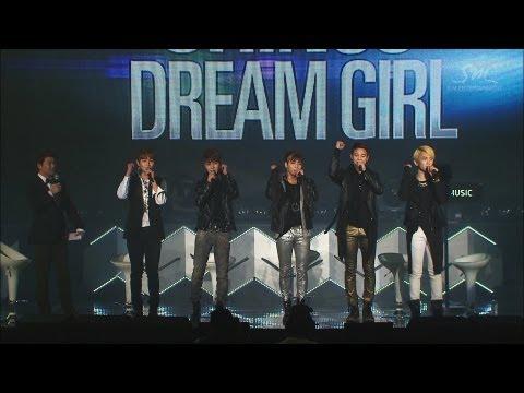 SHINee 샤이니_COMEBACK SHOW 'DREAM GIRL'_INTRO & TALK 1