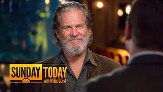 Jeff Bridges: 'Bad Times At The El Royale' Script Gave Me A Lot Of Surprises   Sunday TODAY