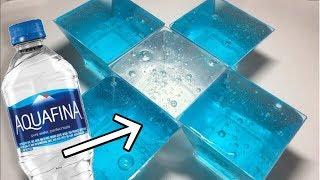 WATER SLIME!💧Testing NO GLUE water Slime!