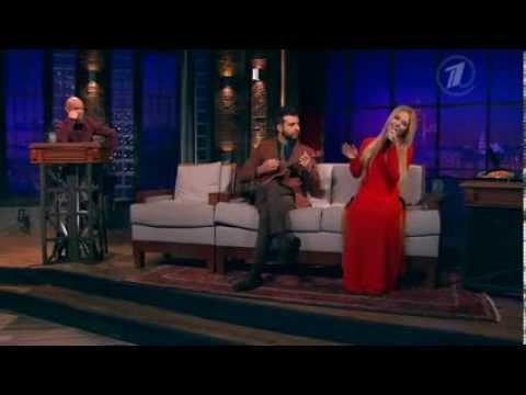Пелагея   `Сидел Ваня на диване`   Вечерний Ургант   Первый канал