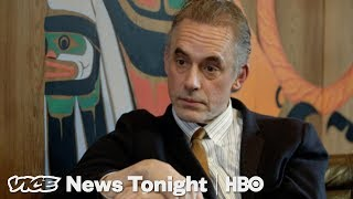Jordan Peterson Is Canada's Most Infamous Intellectual | VICE News Full Interview (HBO)