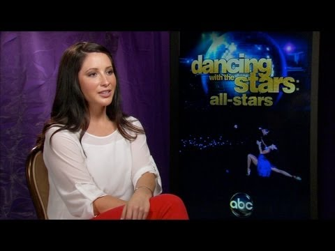 'Dancing With the Stars' Bristol Palin Interview