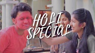 Types of People on Holi - Funniest Holi Video