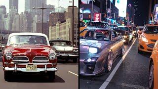 100 rokov evolúcie dopravy